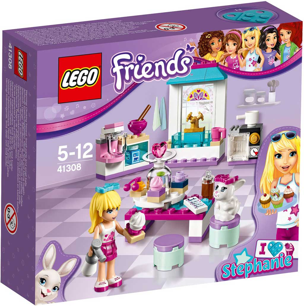 LEGO Friends Stephanie's Bakery 41308 | © LEGO Group
