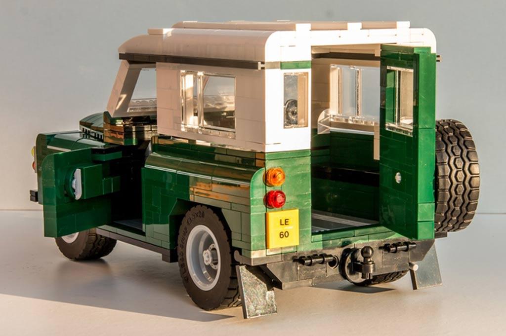 Im sonnigen Glanze | © Dadandlad / LEGO Ideas