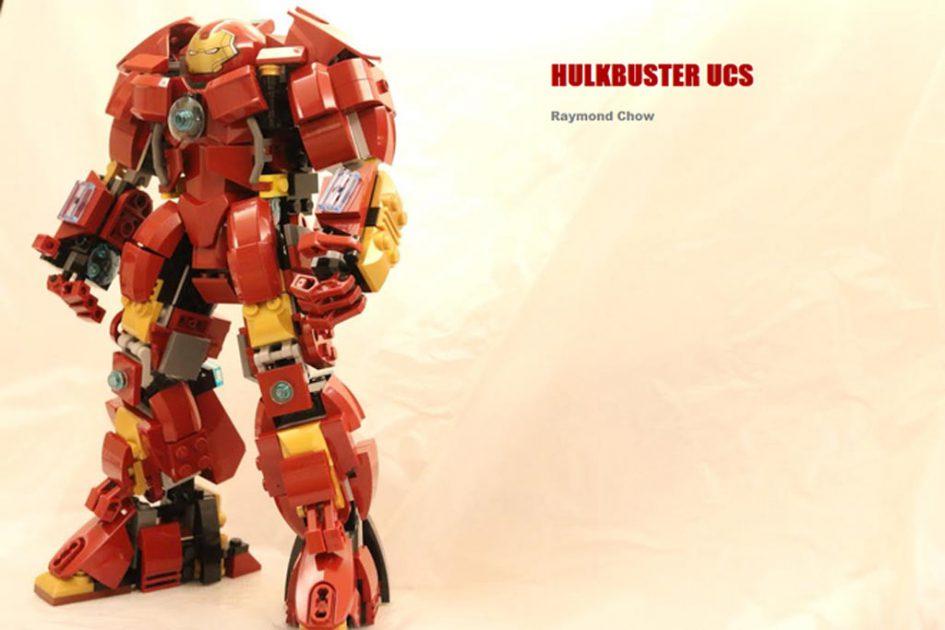 LEGO Ideas: Hulkbuster UCS | © Raychow / LEGO Ideas