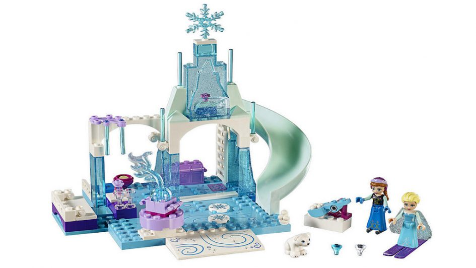 LEGO Juniors Anna's and Elsa's Frozen Playground 10736 | © LEGO Group