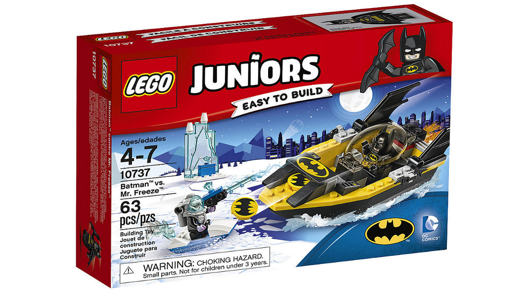 LEGO Juniors Batman vs. Mr. Freeze 10737 | © LEGO Group