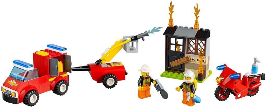LEGO Juniors Fire Patrol Suitcase 10740 | © LEGO Group