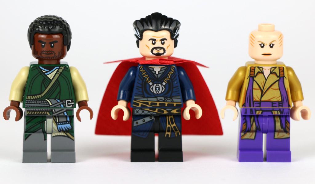 Drei Minifiguren | © Andres Lehmann / zusammengebaut.com