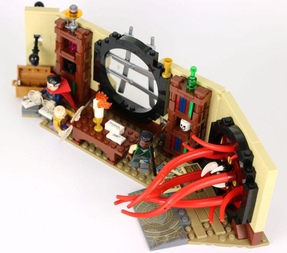 LEGO Marvel Super Heroes Doctor Strange's Sanctum Sanctorum (76060) | © Andres Lehmann / zusammengebaut.com