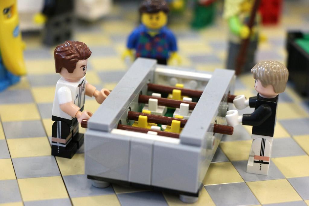 Oder eine runde Kicker | © Andres Lehmann / zusammengebaut.com