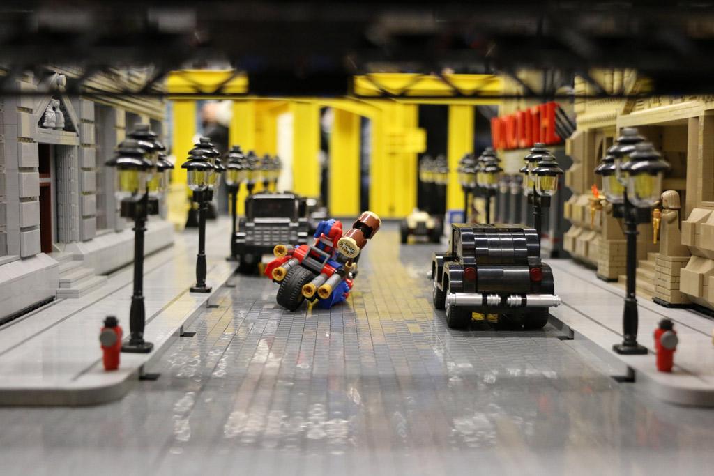 Imperium der Steine: Gotham City! | © Andres Lehmann / zusammengebaut.com