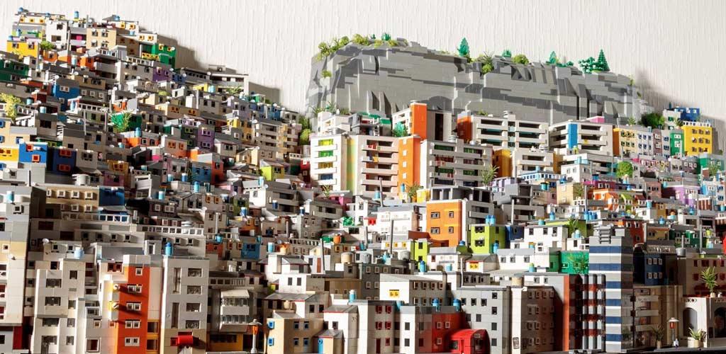 Urbanität durch Dichte... | © Gavin Hodgkinson
