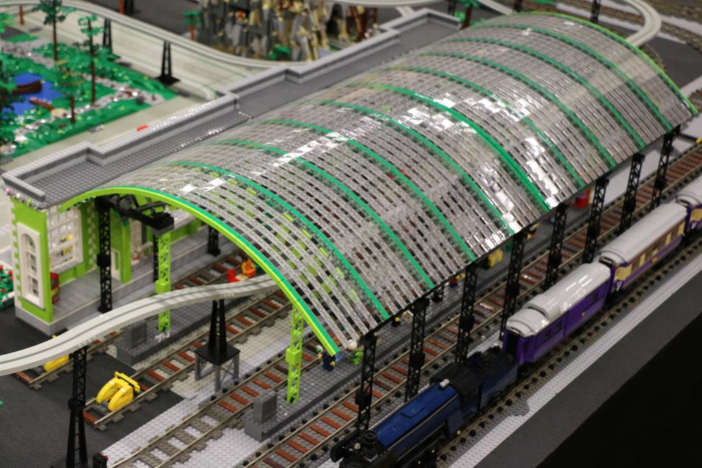 Gemeinschaftsanlage Steinthal: Groher Bahnhof | © Andres Lehmann / zusammengebaut.com