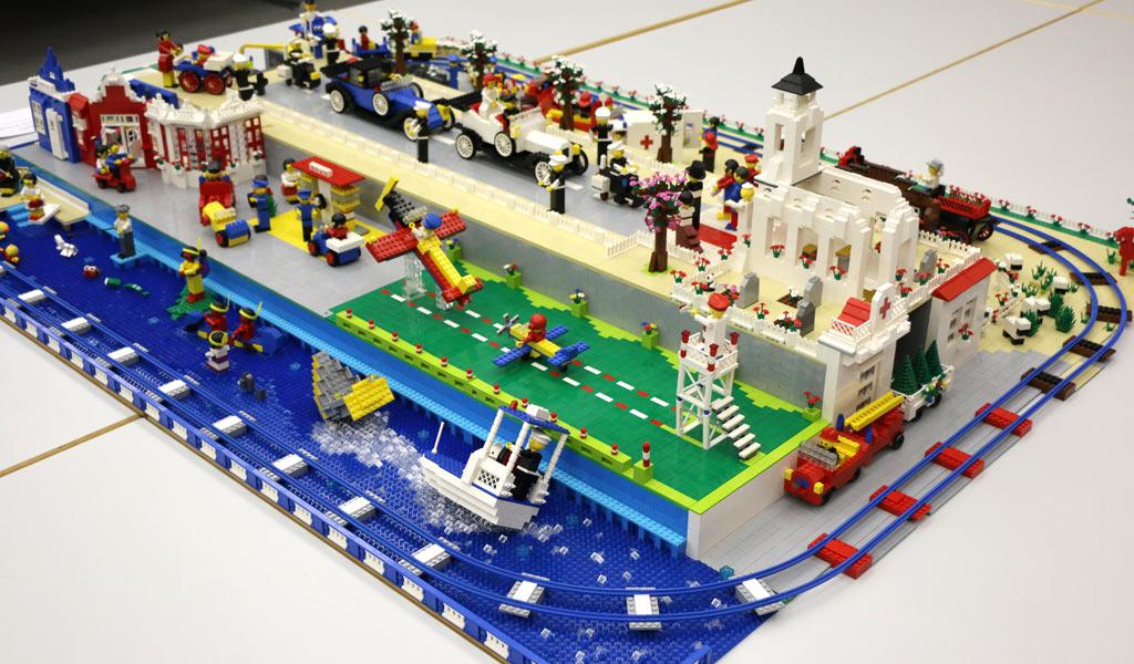LEGO Homemaker City | © Andres Lehmann / zusammengebaut.com