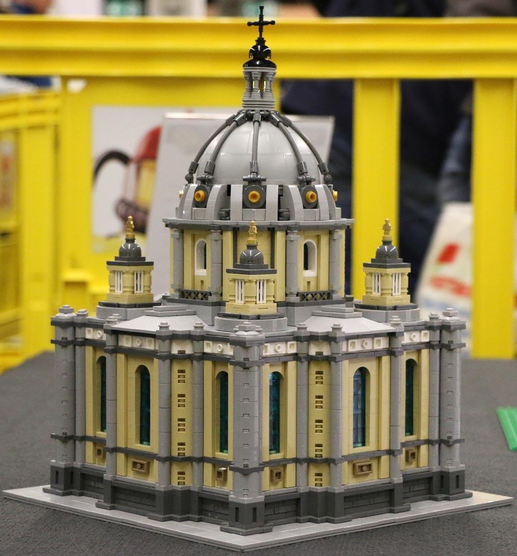 Kapelle der LUG Schwabenstein | © Andres Lehmann / zusammengebaut.com