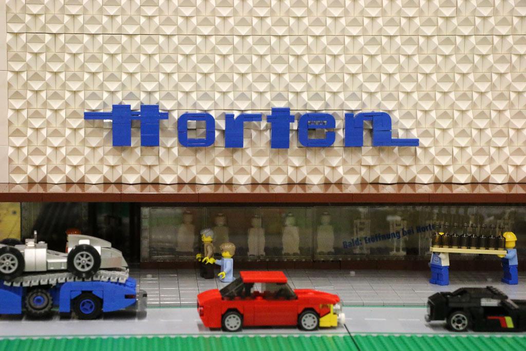 Kaufhaus Horten von Thomas Reincke | © Andres Lehmann / zusammengebaut.com