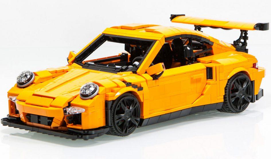Porsche 911 GT3 RS   © Malte Dorowski / Flickr