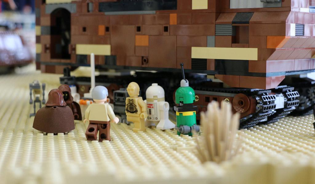 C-3PO und Kollegen | © Michael Kopp / zusammengebaut.com