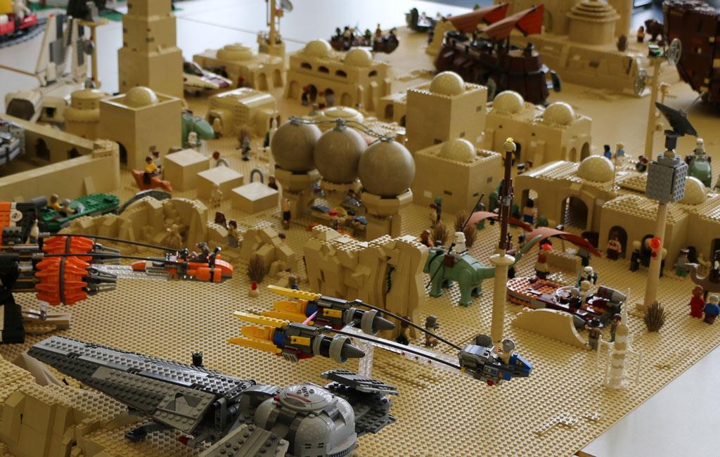 Tatooine | © Michael Kopp / zusammengebaut.com