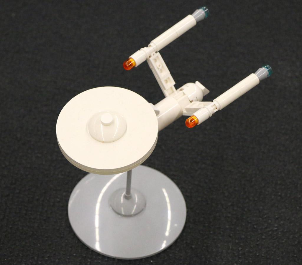 USS Enterprise von Joachim Klang | © Michael Kopp / zusammengebaut.com