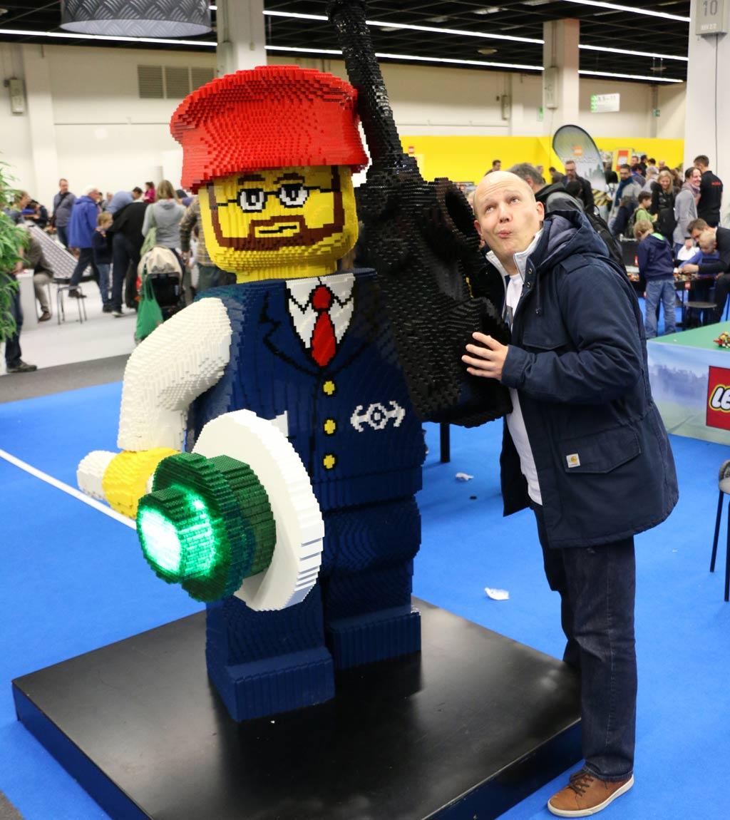 LEGO Kids Fest: Michael lauscht mit! | © Andres Lehmann / zusammengebaut.com