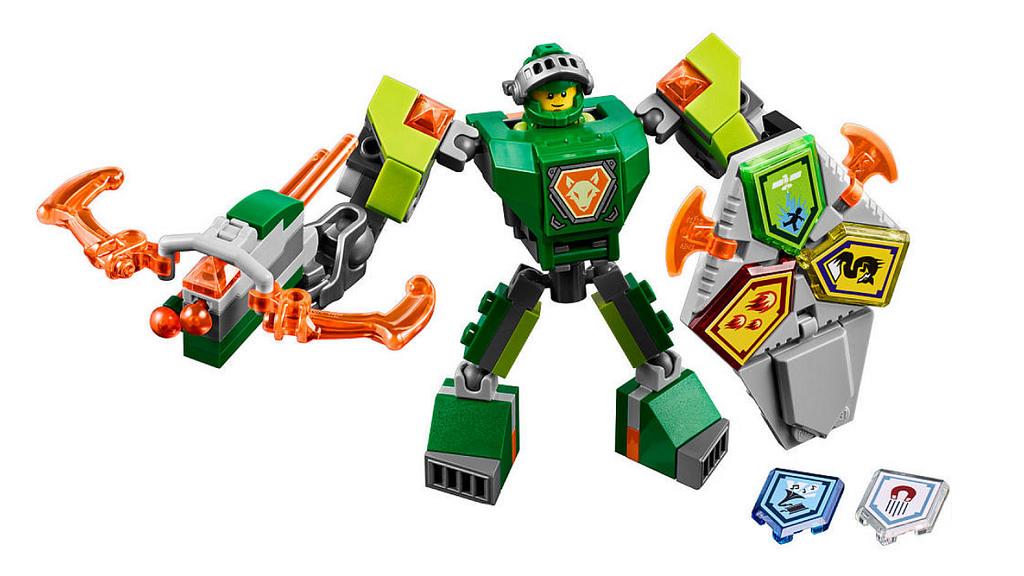 LEGO Nexo Knights Battle Suit Aaron 70364   © LEGO Group