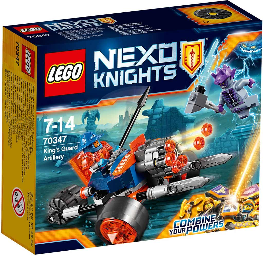 LEGO Nexo Knights Bike of the Royal Guard 70347 | © LEGO Group