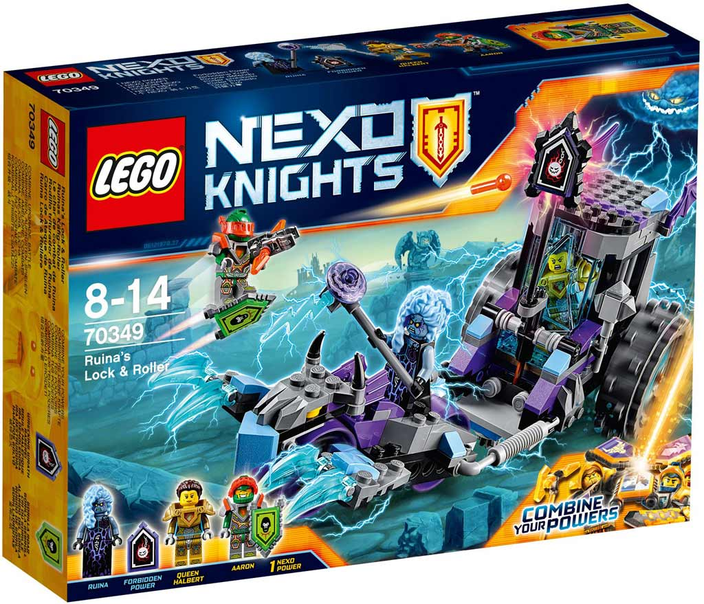 LEGO Nexo Knights Ruina's Cage Roller 70349 | © LEGO Group