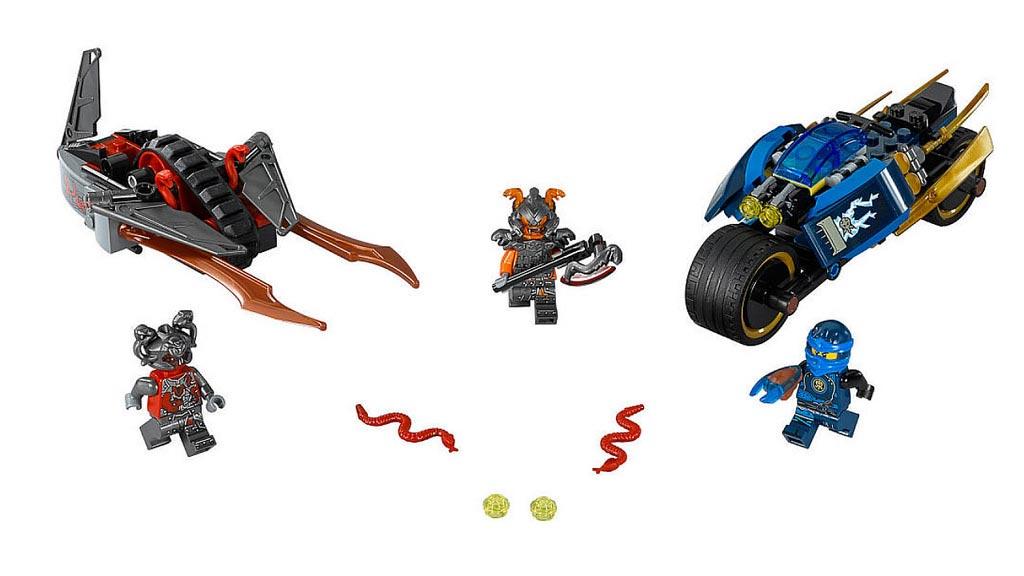 LEGO Ninjago Desert Lightning 70622 | © LEGO Group