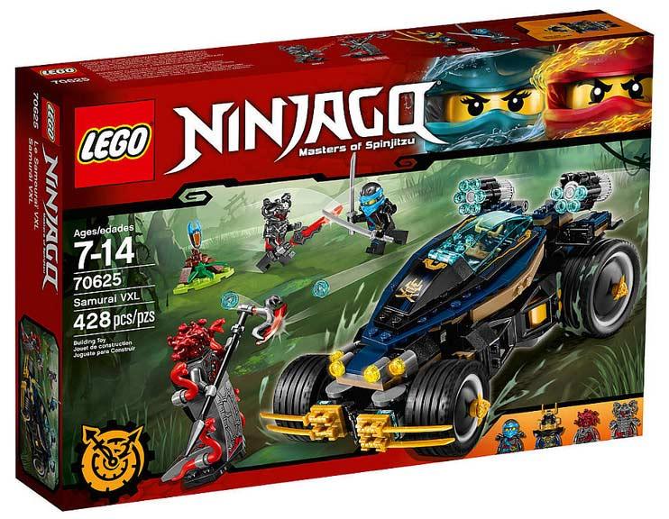 LEGO Ninjago Samurai VXL 70625 | © LEGO Group