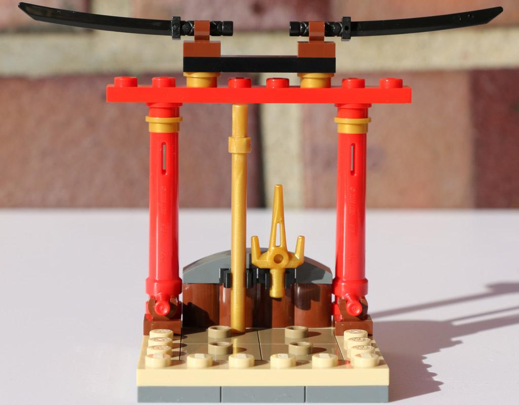Mini-Tempel | © Andres Lehmann / zusammengebaut.com
