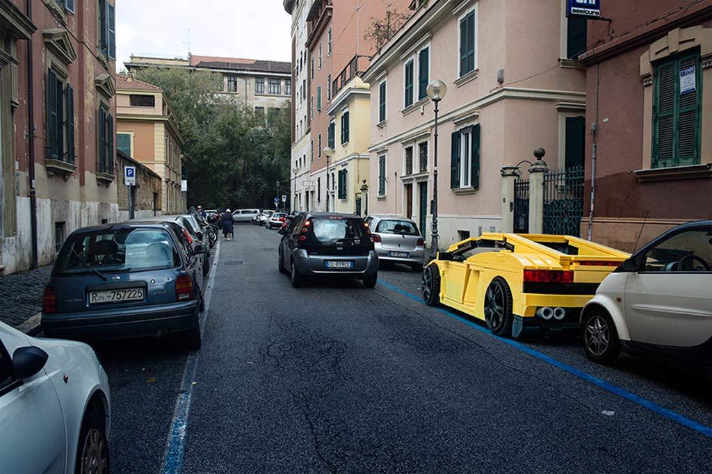 Steiniger Sportwagen | © Domenico Franco