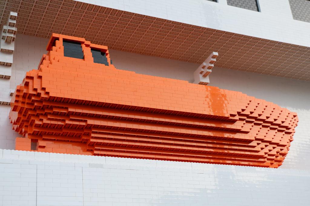 Rettungsboot | © Andres Lehmann / zusammengebaut.com