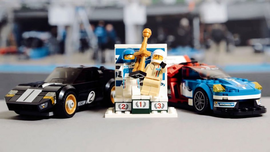 Speed Champions 2017 | © LEGO Group