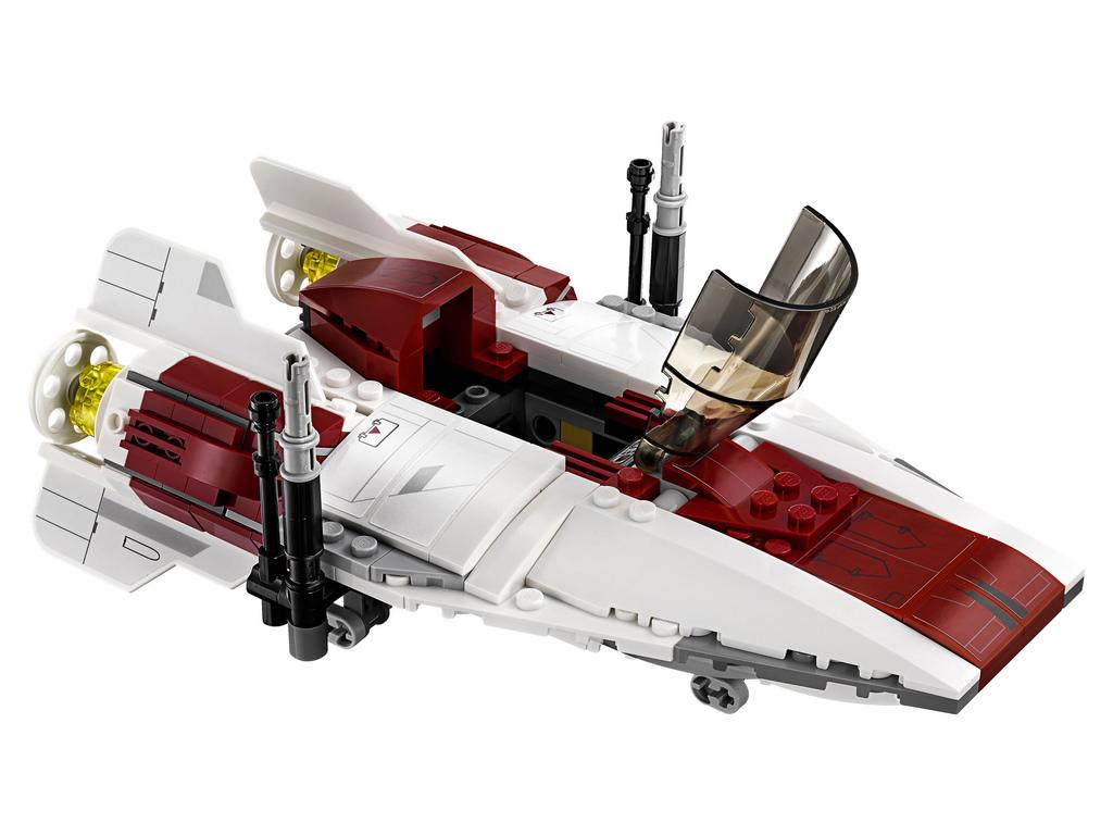 lego star wars 2017 landspeeder a wing und desert skiff echap. Black Bedroom Furniture Sets. Home Design Ideas