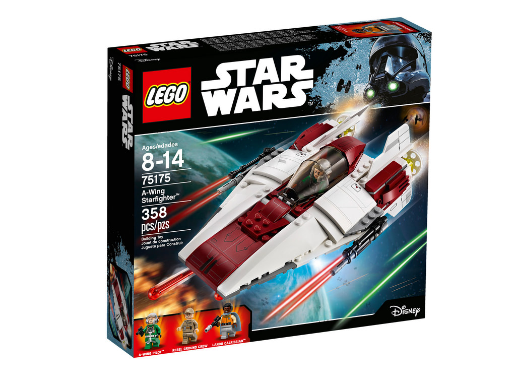 LEGO Star Wars A-Wing Starfighter 75175 | © LEGO Group
