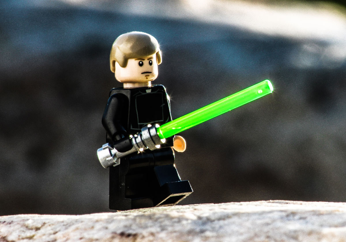 Luke Skywalker | © Markus Land