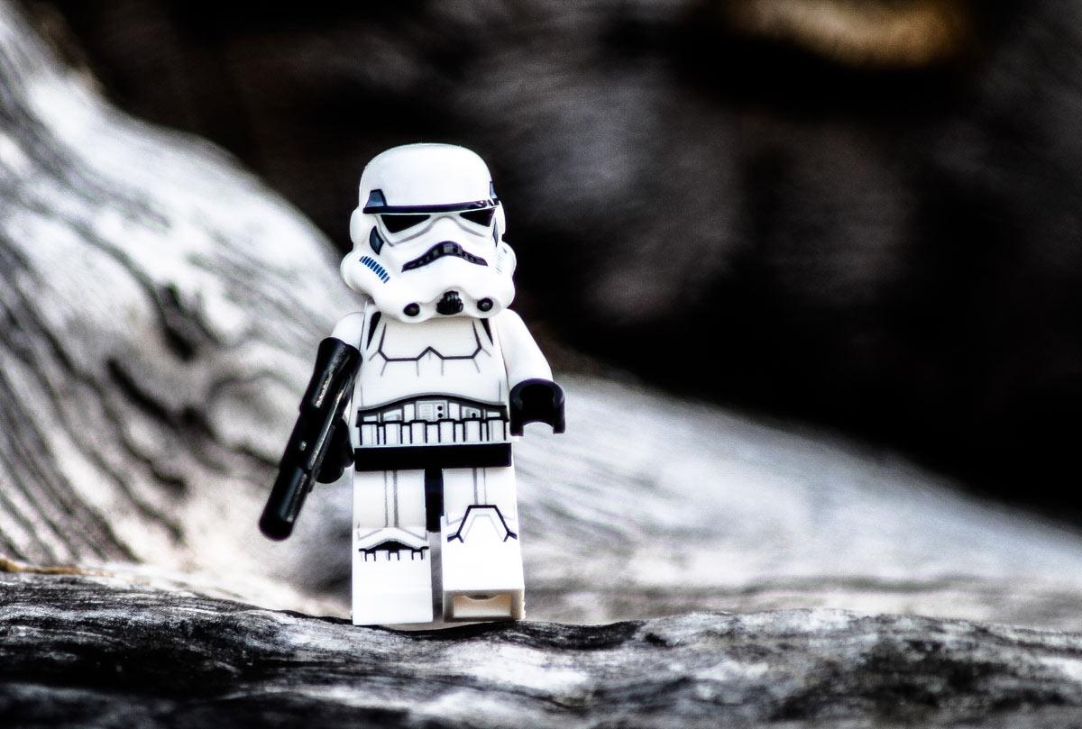 Spaziergang eines Stormtroopers | © Markus Land