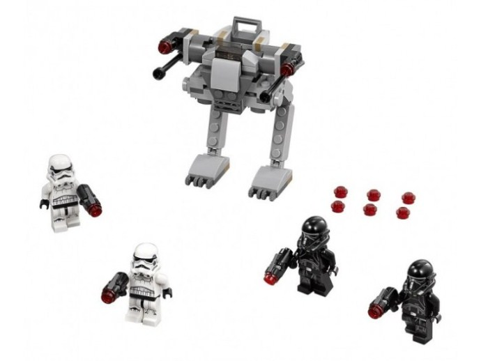 LEGO Star Wars Imperial Trooper Battle Pack 75165 | © LEGO Group