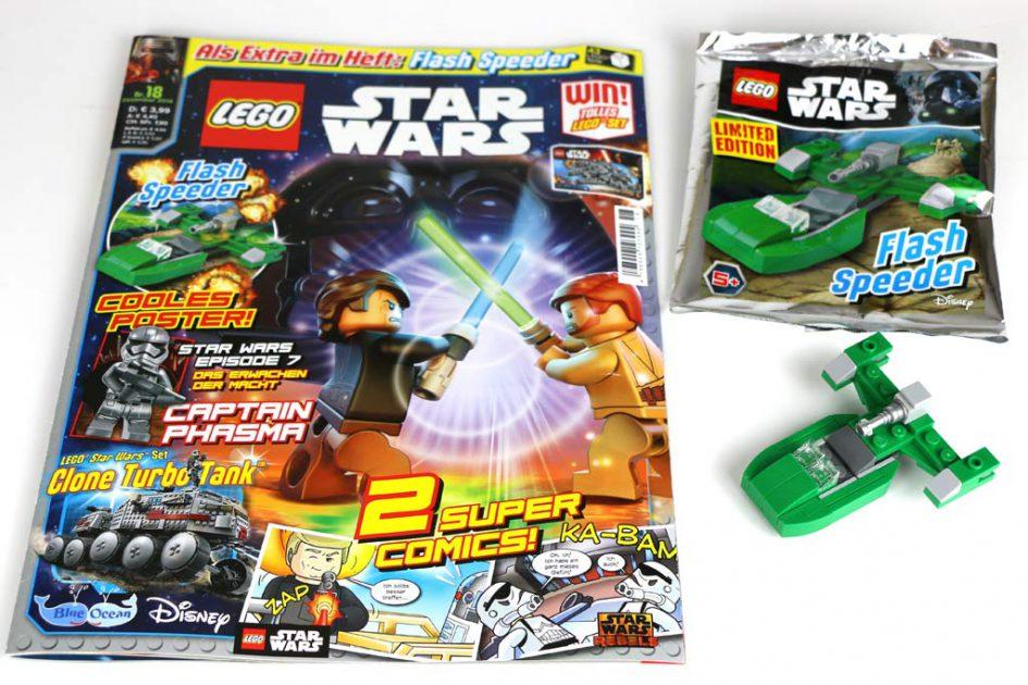 LEGO Star Wars Magazin Ausgabe 18 | © Andres Lehmann / zusammengebaut.com