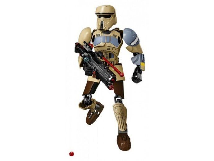 LEGO Star Wars Scarif Shoretrooper 75523 | © LEGO Group