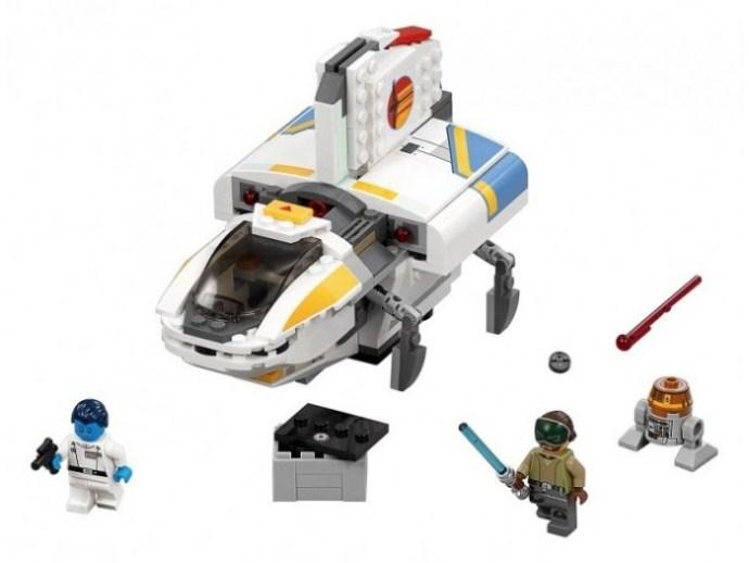 LEGO Star Wars The Phantom 75170   © LEGO Group