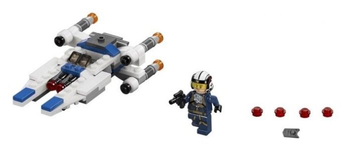 LEGO Star Wars U-wing 75160   © LEGO Group