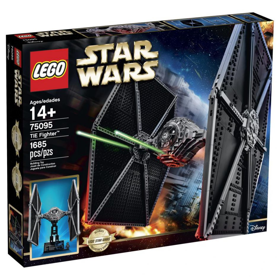LEGO Star Wars UCS Tie Fighter 75095 | © LEGO Group