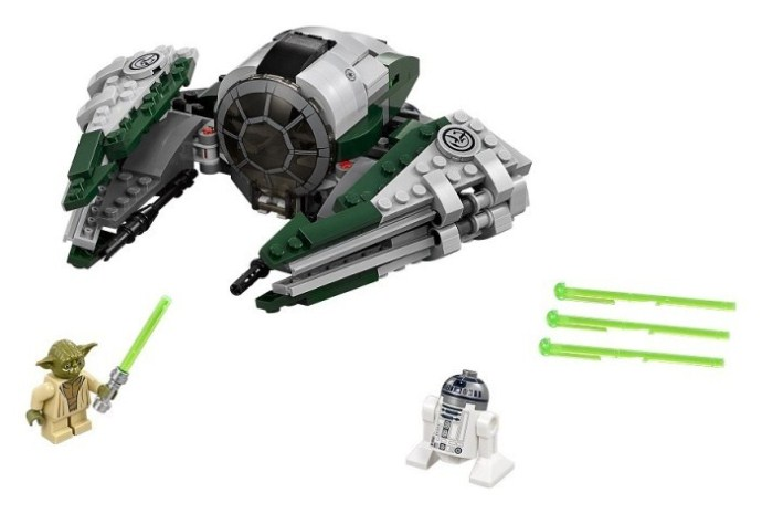 LEGO Star Wars Yoda's Jedi Starfighter 75168 | © LEGO Group