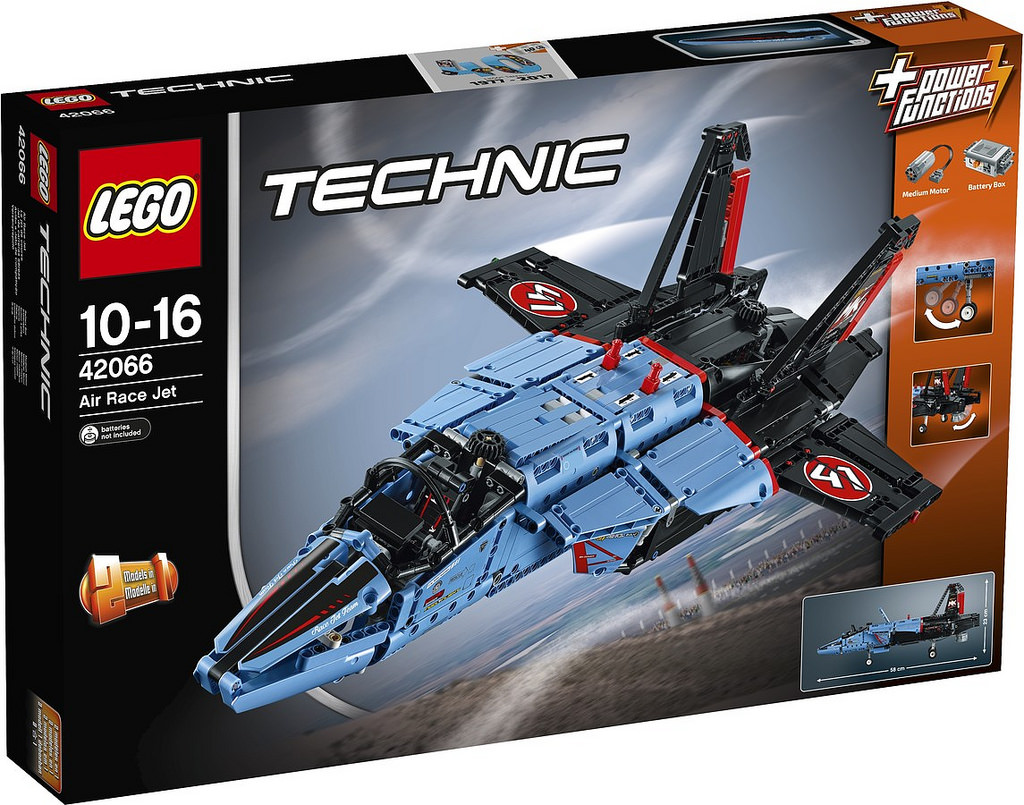 LEGO Technic Air Race Jet 42066 | © LEGO Group