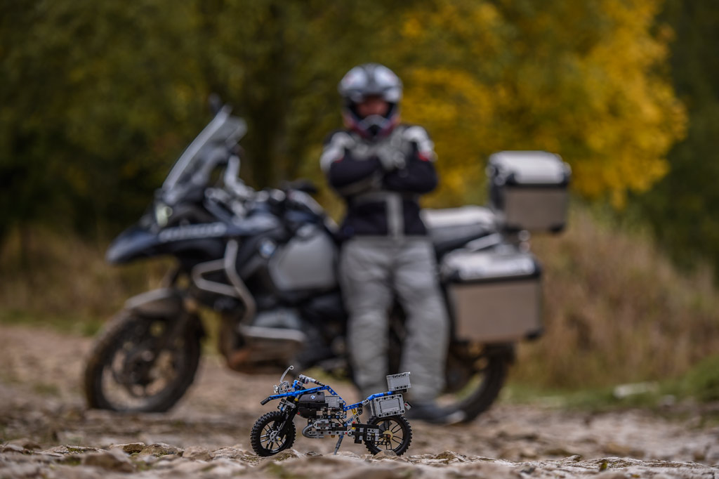 Have a break... | © LEGO Group / BMW