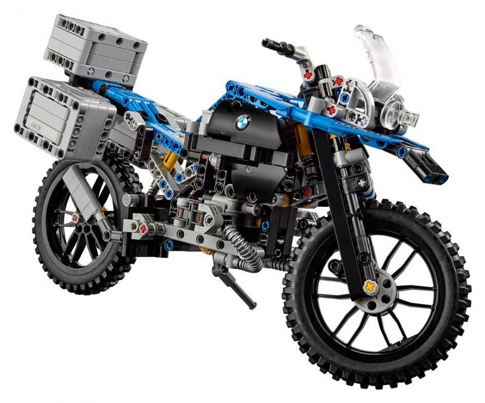 vorgestellt lego technic bmw r 1200 gs adventure 42063. Black Bedroom Furniture Sets. Home Design Ideas