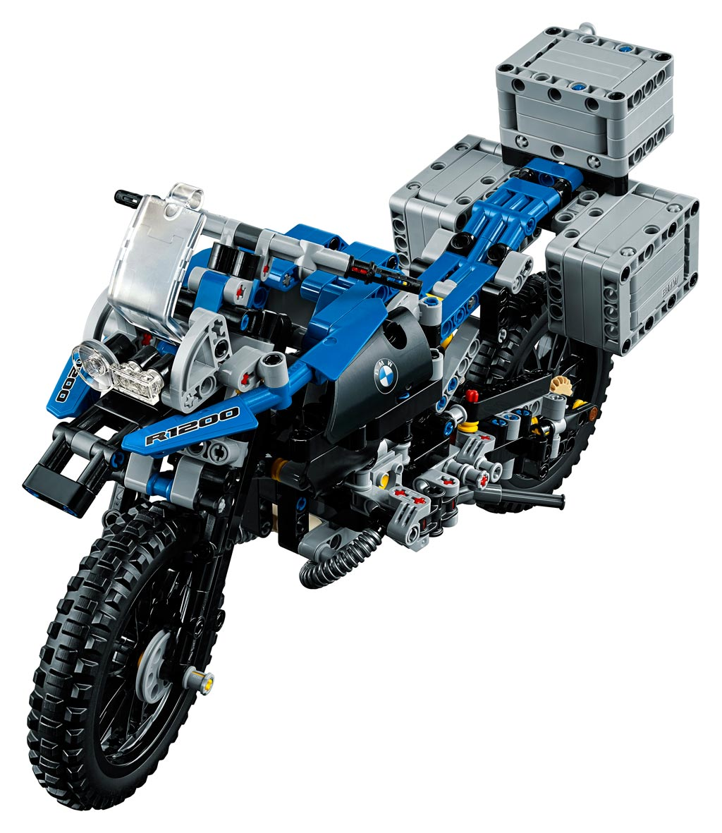 vorgestellt lego technic bmw r 1200 gs adventure 42063 erscheint am 1 januar 2017 zusammengebaut. Black Bedroom Furniture Sets. Home Design Ideas