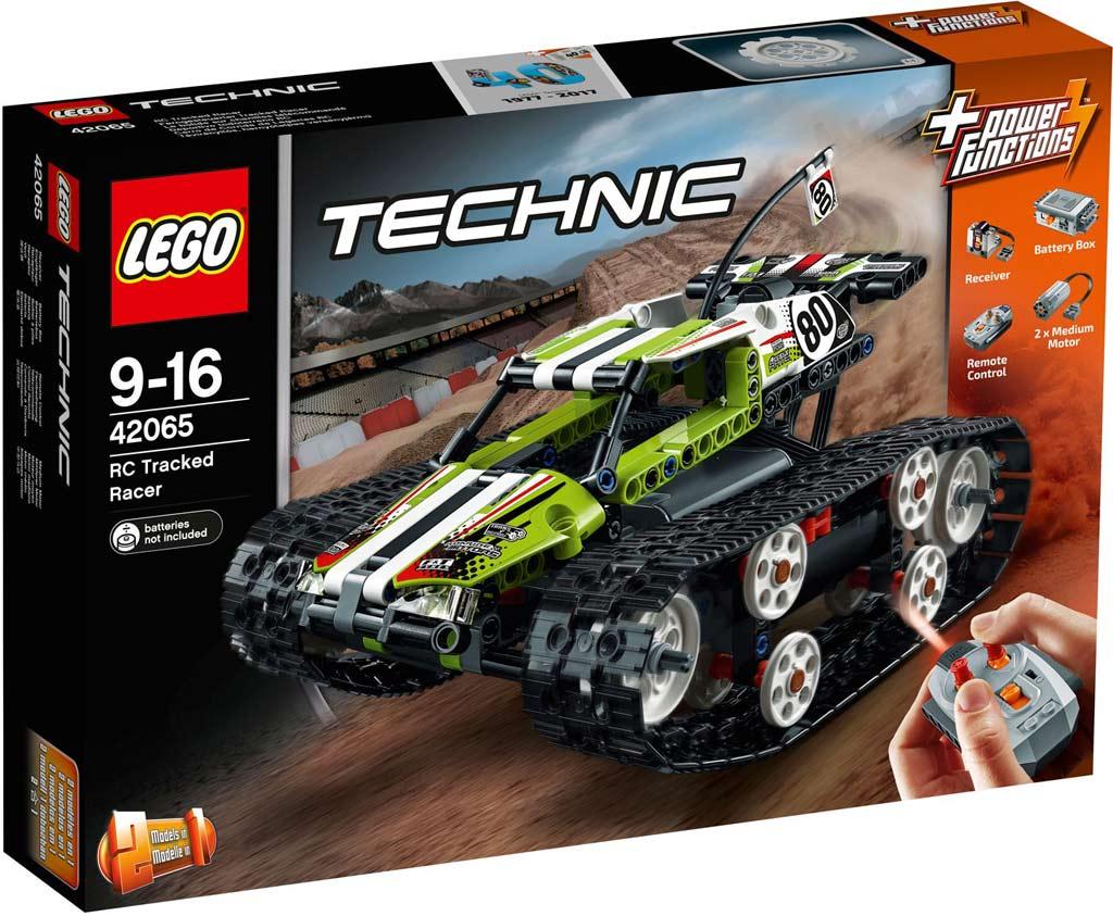 LEGO Technic RC Tracked Racer 42065   © LEGO Group