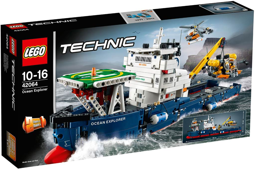 LEGO Technic Ocean Explorer 42064 | © LEGO Group