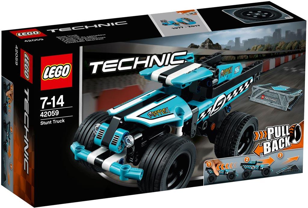 LEGO Technic Stunt Truck 42059 | © LEGO Group