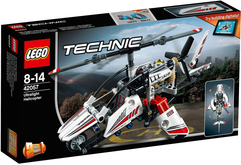 LEGO Technic Ultralight Helicopter 42057 | © LEGO Group