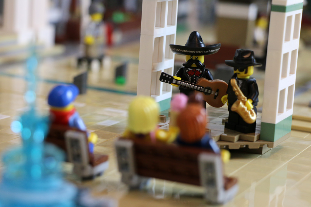 Rock on! | © Andres Lehmann / zusammengebaut.com