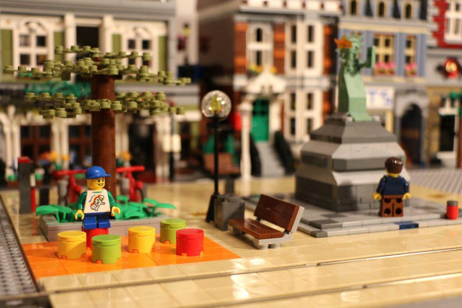 Die Freiheitsstatue   © Andres Lehmann / zusammengebaut.com